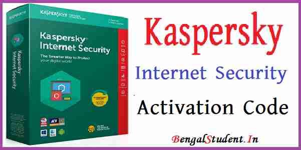 Kaspersky Free Activation Code