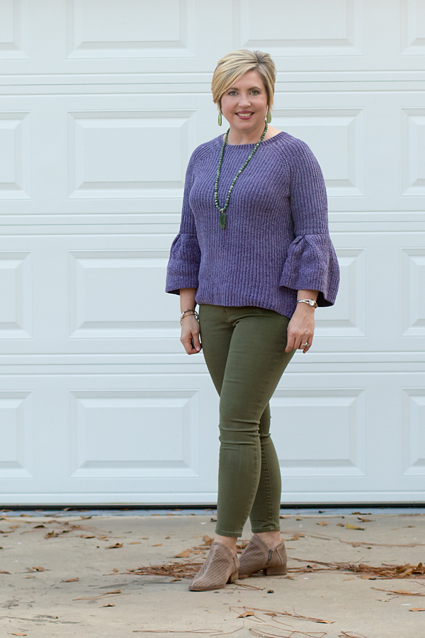 5 thoughts on Whole30 and a chenille sweater