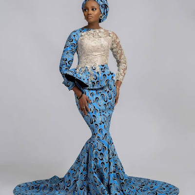 Latest ankara gown styles 2021