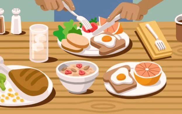 5 Makanan Utama untuk Anak-Anak