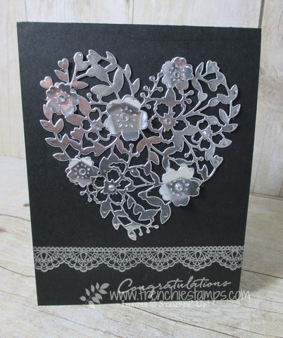 Bloomin' Heart, Delicate Detail, Sale a Bration 2017 Stampin'Up!