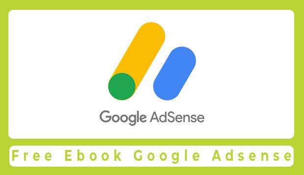 Free Ebook Google Adsense