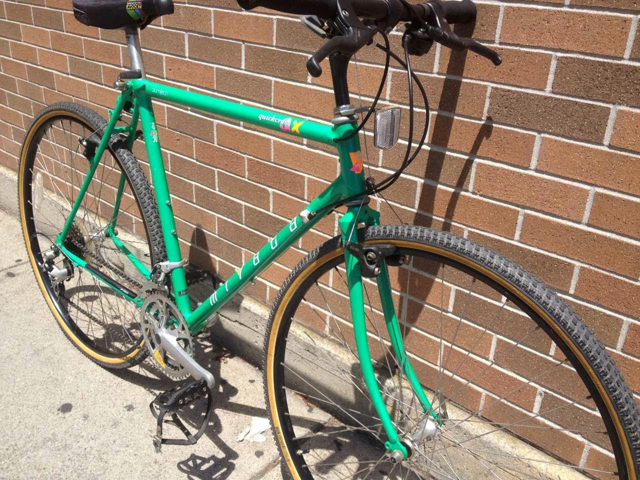 Bike Boom Refurbished Bikes 1990 Miyata Quickcross Cross