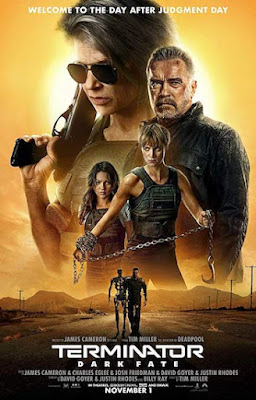 Terminator Dark Fate 2019 Dual Audio Hindi 720p HDCAM 990MB