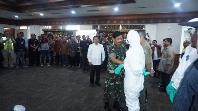 Panglima TNI:  Natuna Jadi Tempat Isolasi WNI dari Wuhan, China