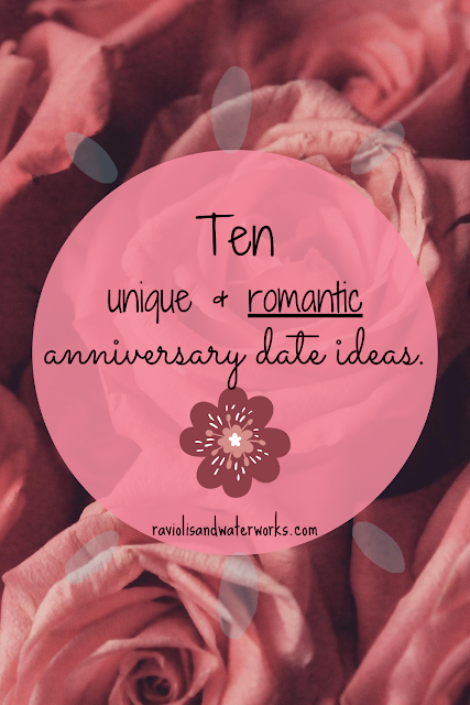 how to celebrate an anniversary; things to do anniversary; ideas to celebrate anniversary