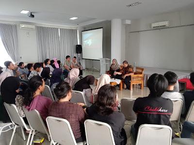 KPPU dan Mahasiswa Unila Bahas Persaingan Usaha di Indonesia