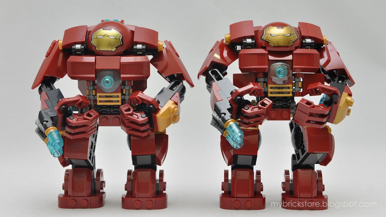 My Brick Store: Lele 79081 Hulkbuster Iron Man