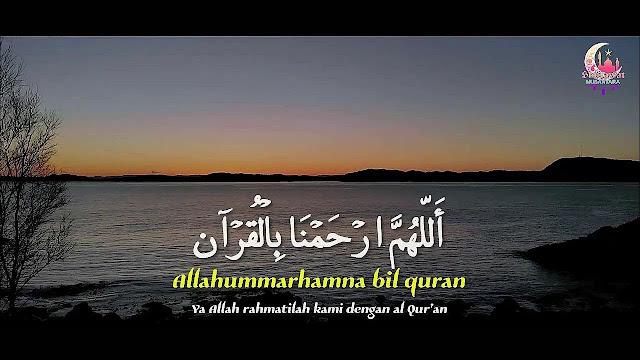 doa khatam al quran