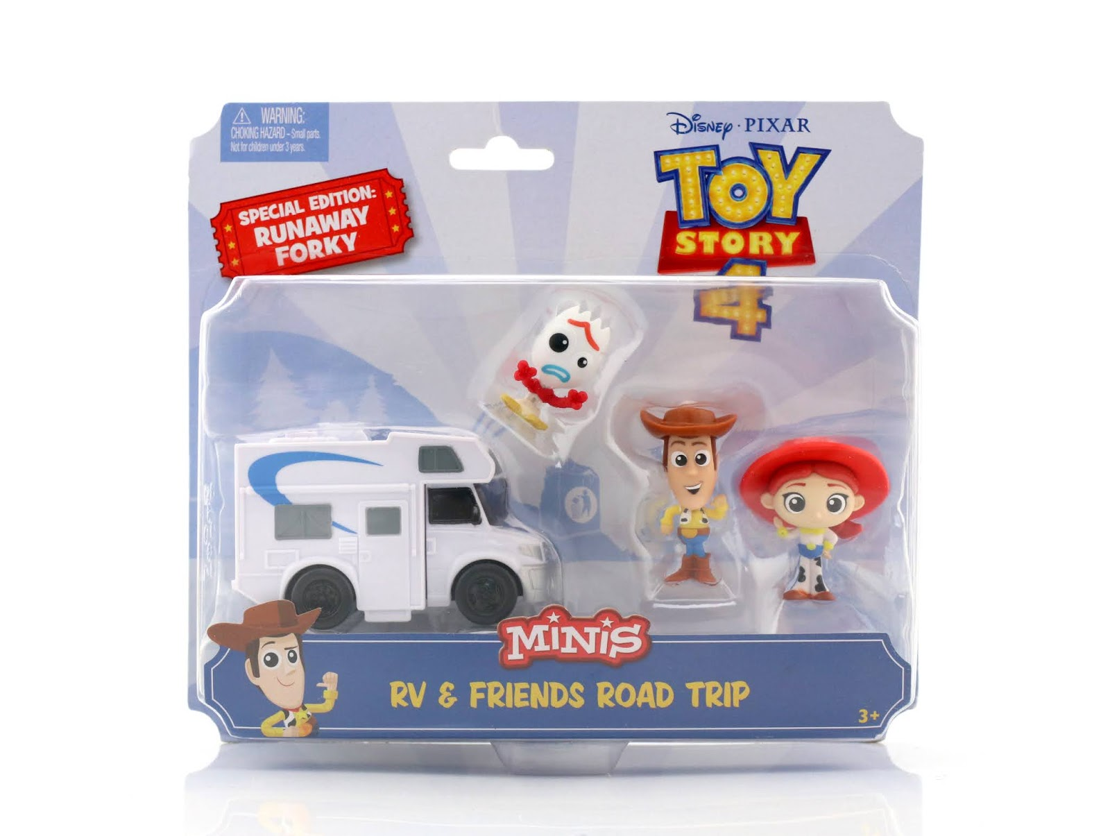 "Toy Story 4 ""Minis"" Vehicle Assortment RV"