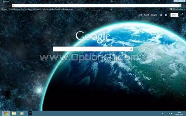 ثيمات وخلفيات جوجل كروم Google Chrome themes-backgrounds