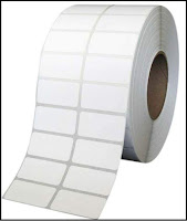 Lowest Cost Barcode Label Roll to print in Thermal Printer with Free Barcode Label Printing and Designing Software