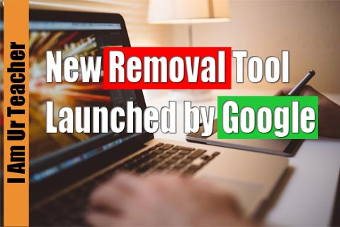 new removal tool launched in google search console
