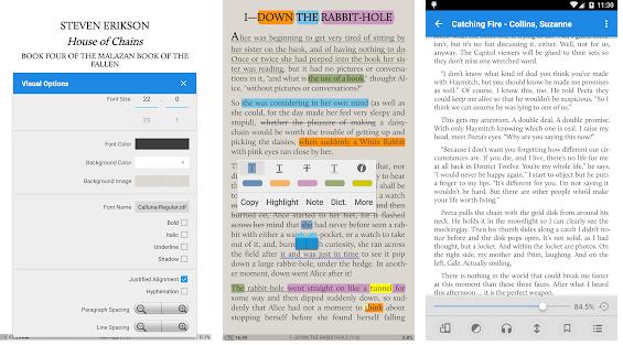 Free download Moon+ Reader Pro apk