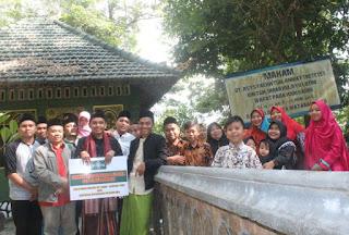 NU Care NTB Ziarah Makam Ulama Se Pulau Lombok.
