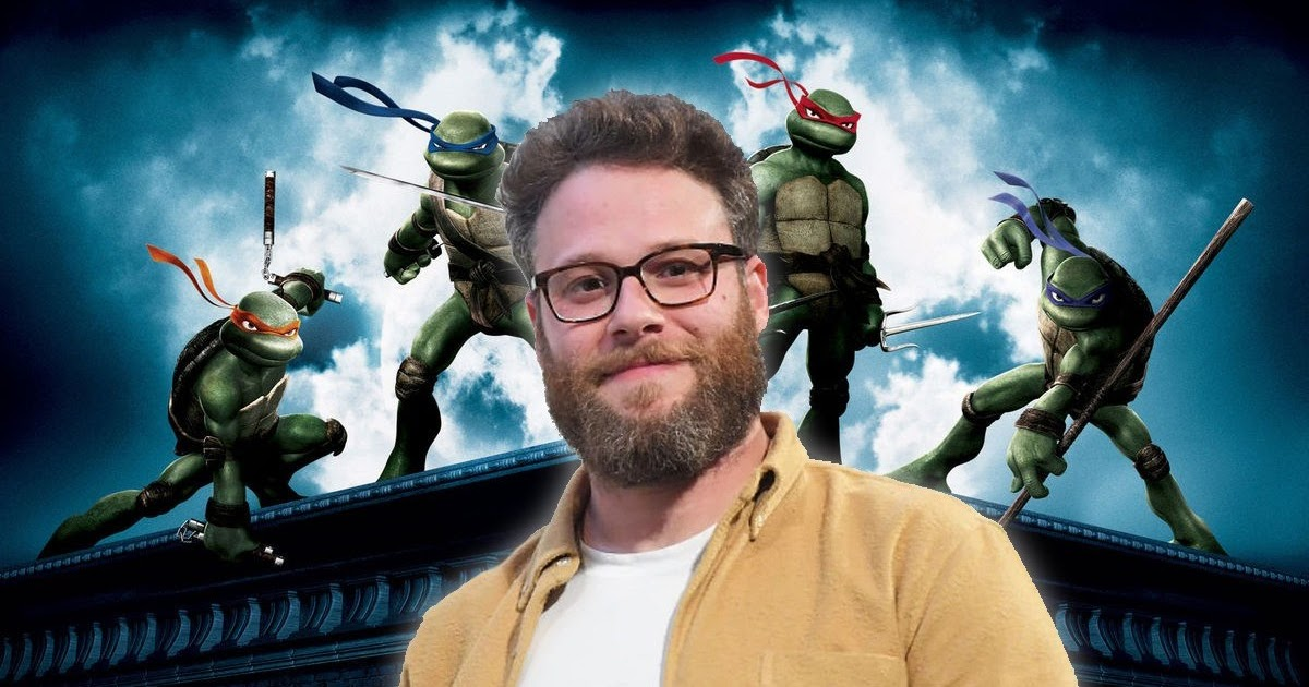 TMNT: Seth Rogen Gives An Update on His New Turtles Animated Project