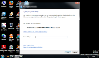 Cara Mudah Menghilangkan Peringatan Windows Is Not Genuine Tanpa Software