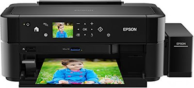 Use the LCD screen to print from memory cards and cameras Epson L810 Driver Downloads