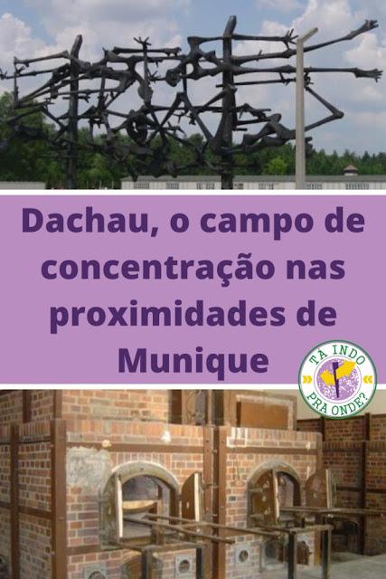Dachau: bate-volta imperdível nos arredores de Munique