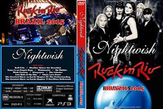 Βίντεο με ολόκληρη την εμφάνιση των Nightwish στο Rock in Rio Festival 2015