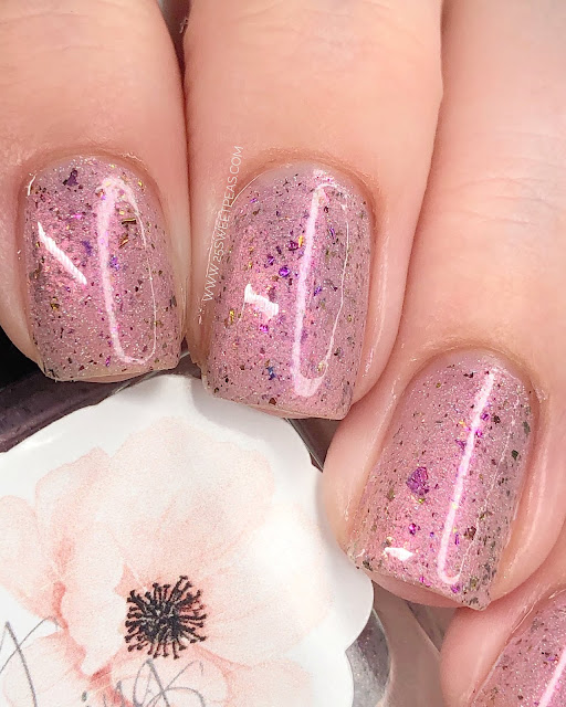 My Stunning Nails Raspberry Sorbet 25 Sweetpeas