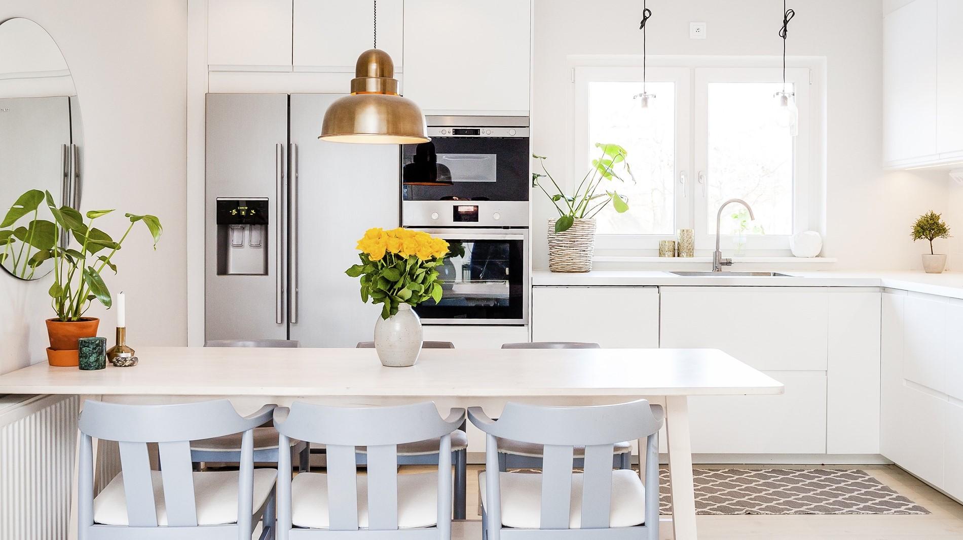 5 أفكار لتزيين جدران المطبخ