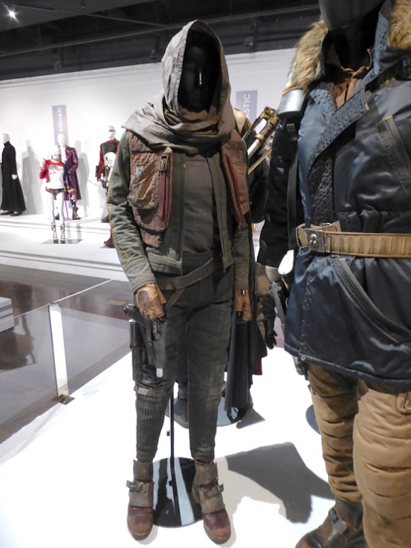 Felicity Jones Rogue One Jyn Erso movie costume