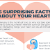 16 Surprising Facts About Your Heart #infographic