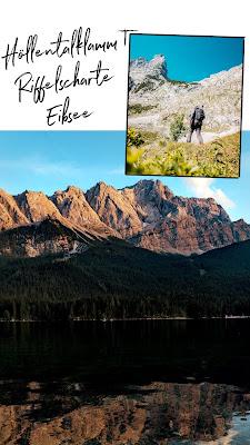 Höllentalklamm - Riffelscharte - Eibsee  Wandern in Garmisch-Partenkirchen 21