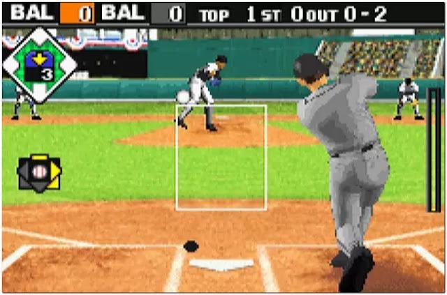 Baseball Advance Game Boy Advance