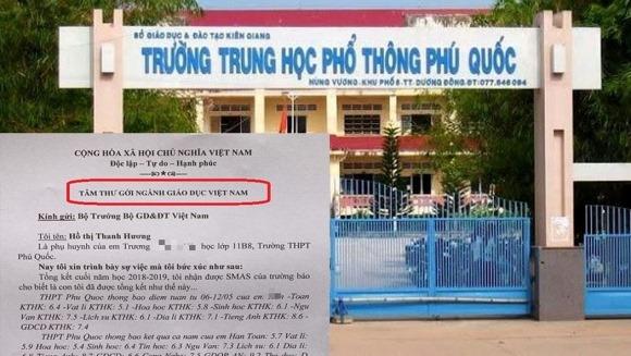 Tâm thư gửi Bộ trưởng: Phụ huynh xúc phạm nhà trường nói gì?