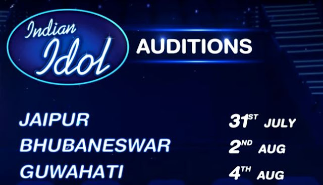 indian idol 11 audition