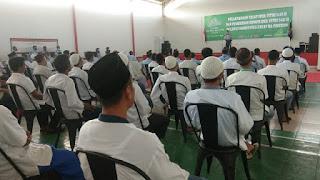 Kakanwil Kemenkumham Jabar Pimpin Penyerahan Remisi Untuk Lima Wilayah Yang Dipusatkan Di Lapas Gintung Cirebon