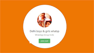 Delhi boys and girls whatsapp group link