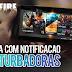 ACABA COM NOTIFICAÇÃO PERTURBADORAS NO FREE FIRE