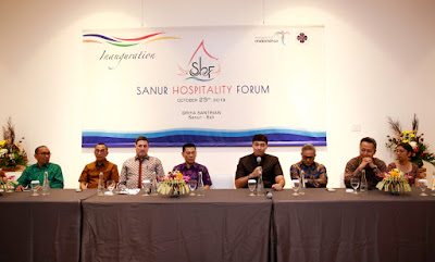 Announcing the Official Launch of Sanur Hospitality Forum (SHF)