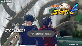 Ninja Storm 4 Senki v1.19