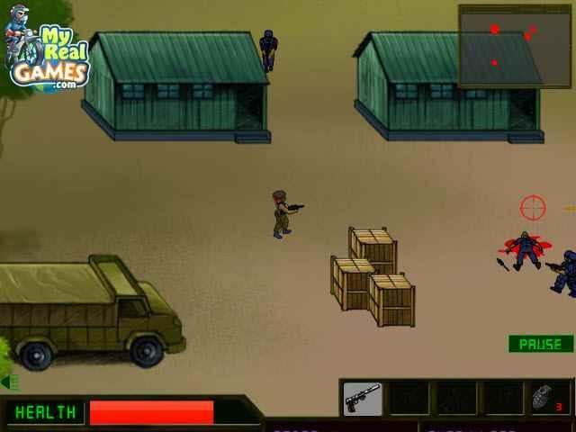 لعبة Agent combat