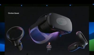 فيسبوك تطلق نظارتيها للواقع الإفتراضي Oculus Quest و Oculus Rift S شهر مايو الجاري