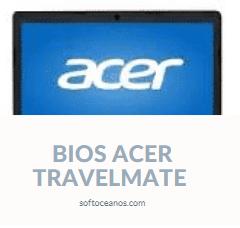 Driver Bios Acer TravelMate P258-M BIOS 1.10