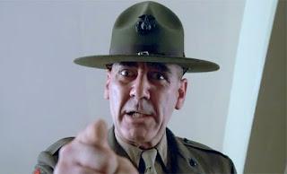 Gunner Sergeant R Lee Ermy