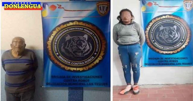 CHAVISTAS | Detenidas 4 personas involucradas en abuso y tráfico de menores en Los Teques