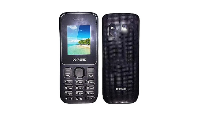 X-AGE X101 Flash File 6531E (Firmware) 100% Tested
