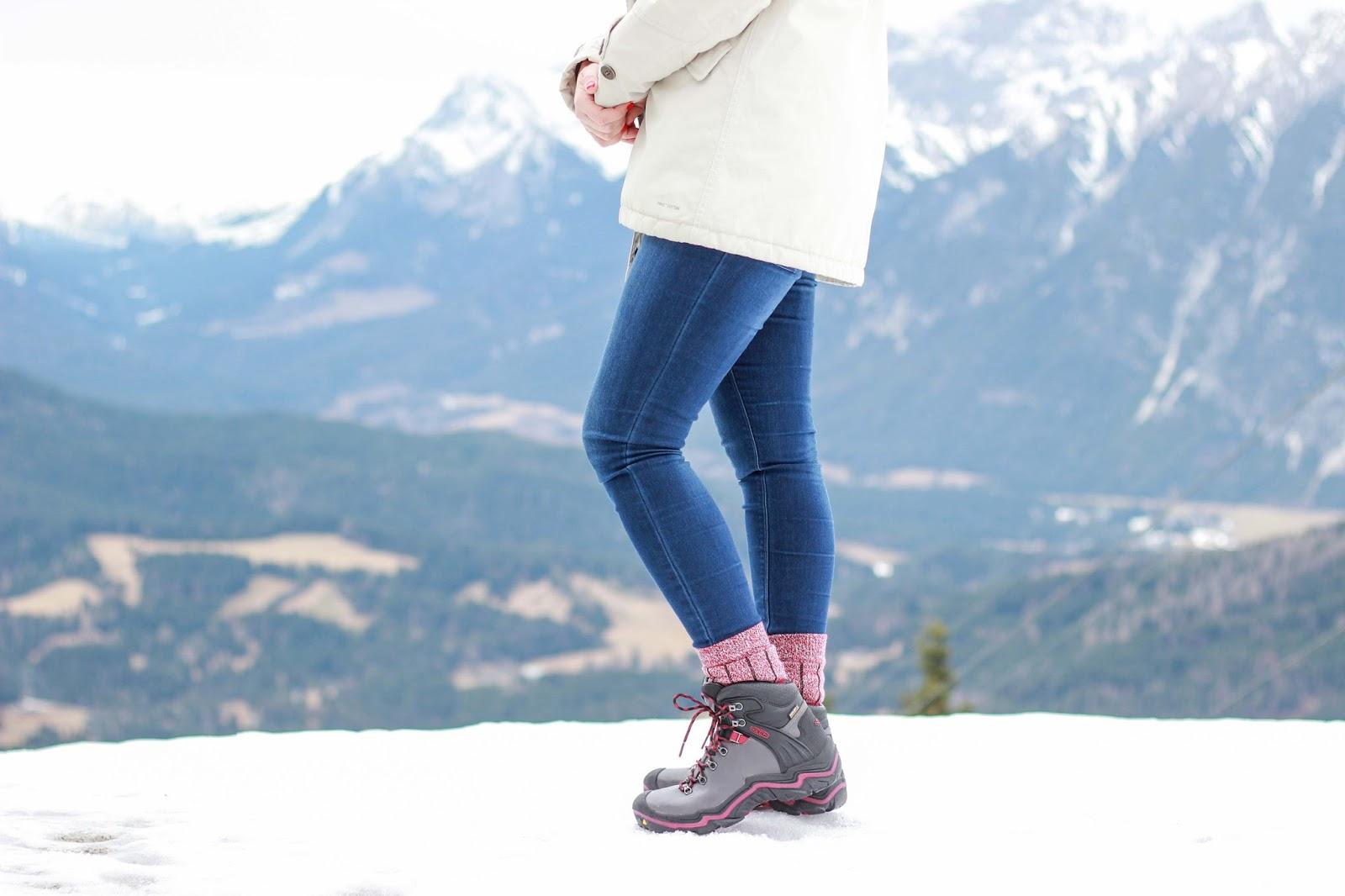 Fashionblogger aus Deutschland - Outdoor Blogger - Modeblogger aus Deutschland - Liberty Ridge EU - Keen Schuhe
