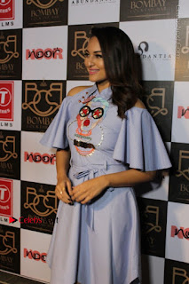 Actress Sonakshi Sinha at the Song Launch of Film Noor  0005.JPG