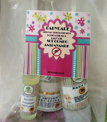BABY CARE ANTI NYAMUK