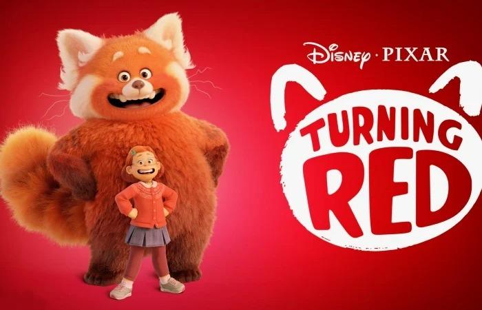 Disney lanza el tráiler de película Turning Red de Pixar