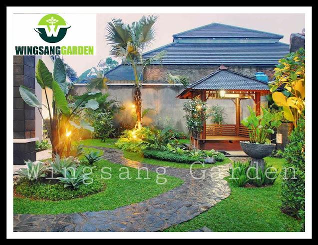 Tukang Taman Tuban | Jasa Pembuatan Taman Tuban