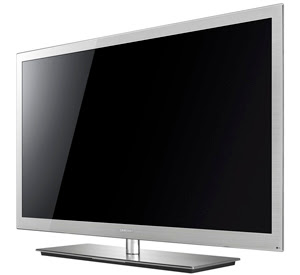 Samsung LED 9000 Series TV 52 inches thin -
