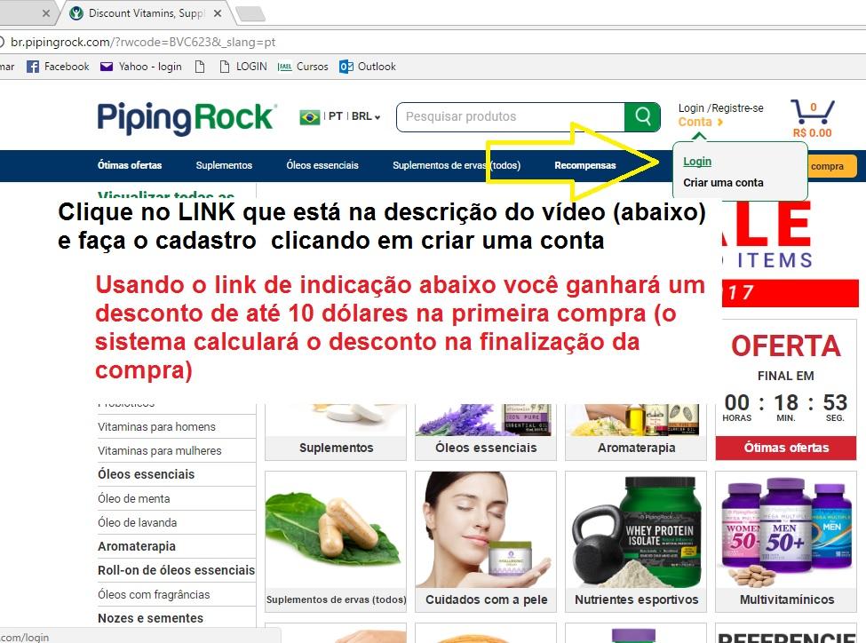 61c770cdc Piping Rock Brasil!  Como comprar no site da Piping Rock